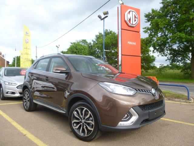 New MG GS Finance offer Essex Perkins