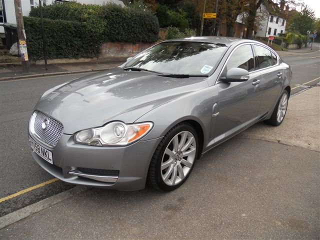 used jaguar xf for sale - perkins garages