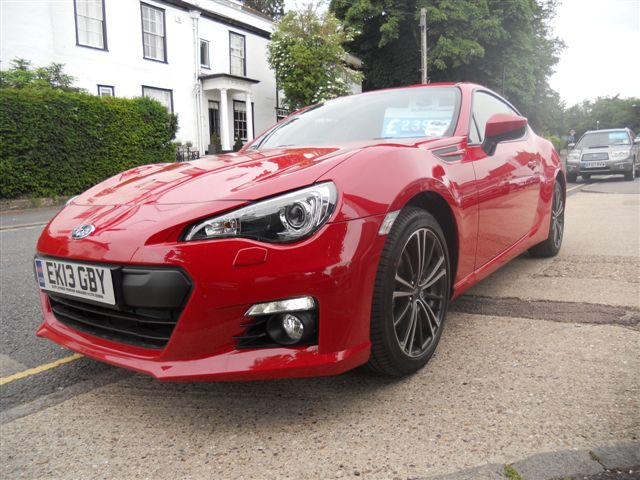 perkins subaru brz essex