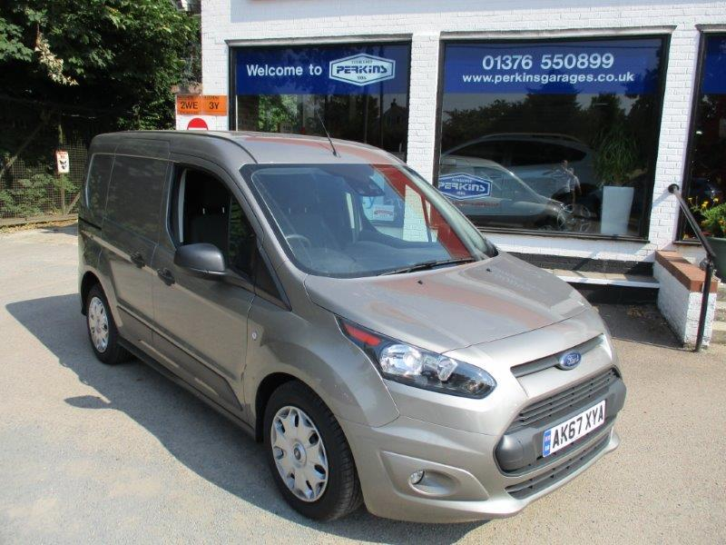 Double in Cab Connect Ford Transit Essex
