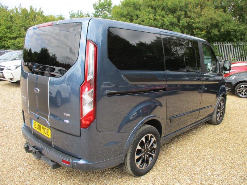 Ford Tourneo Sport Automatic Chelmsford Perkins