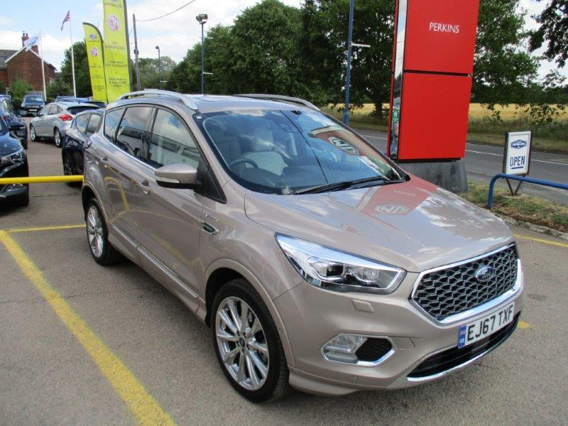 Nearly New Kuga Vignale Braintree