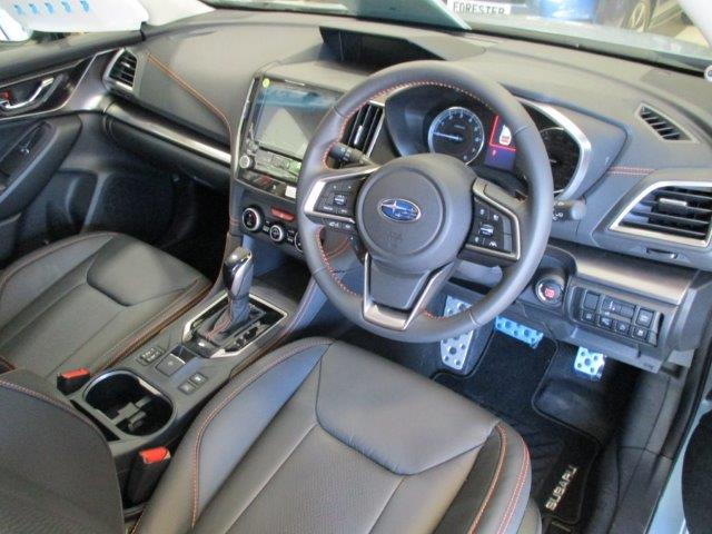 Subaru XV Interior Essex Low Rate Finance