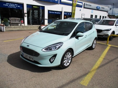 Bohai Mint fiesta Essex Perkins Used Nearly New