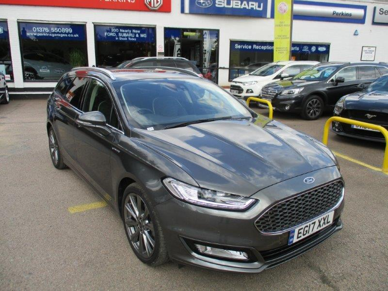 AWD Vignale Estate Ford Mondeo Essex
