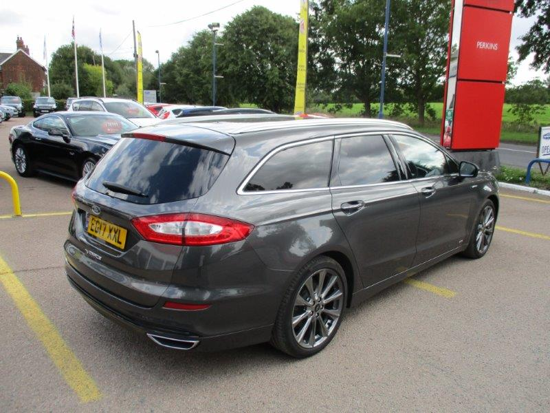 Mondeo Estate 4x4 Automatic Essex