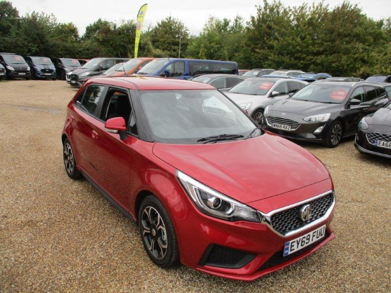 Used cars for sale MG Chelmsford