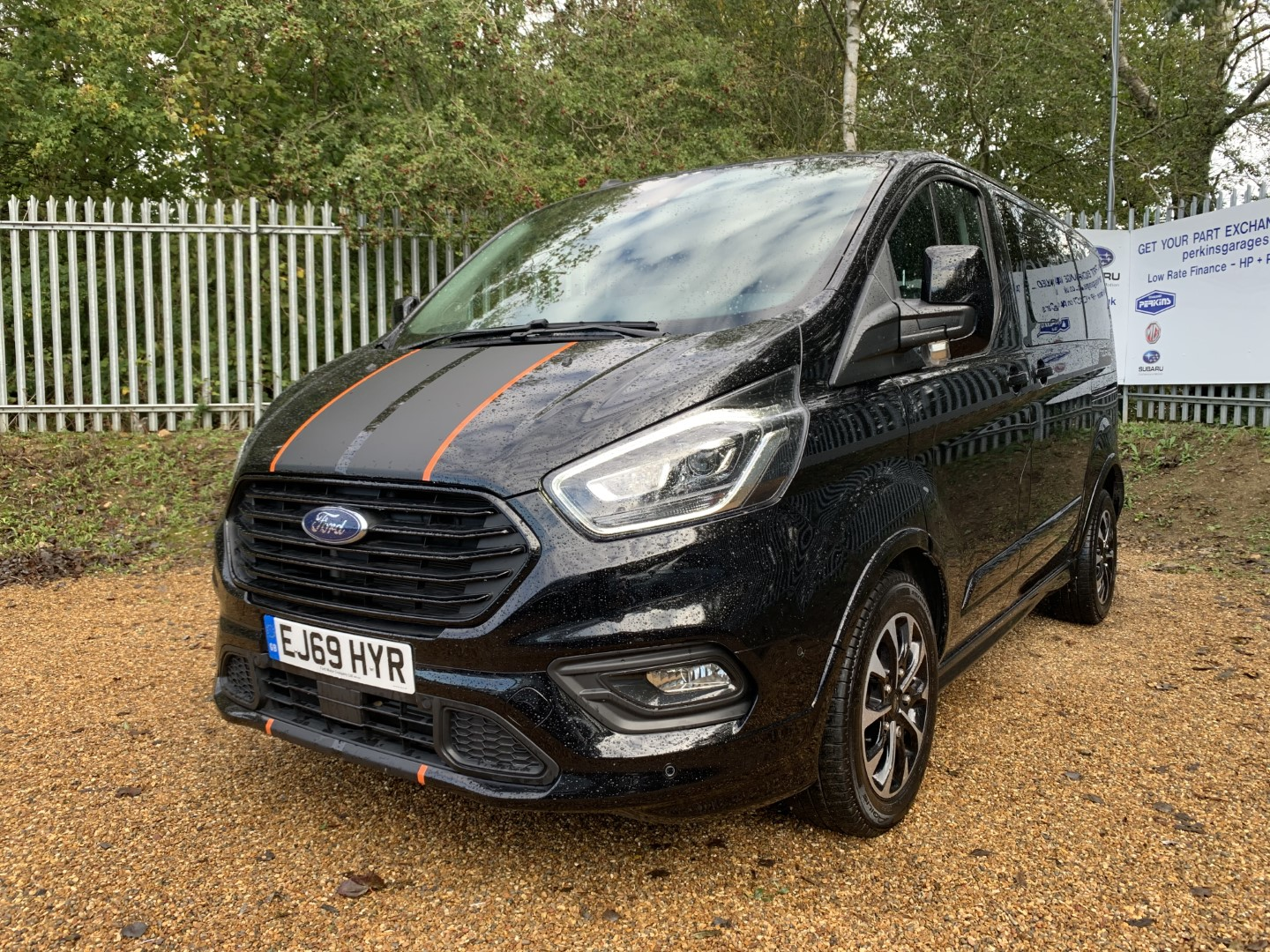 Used Ford Tournoe Sport for sale Automatic