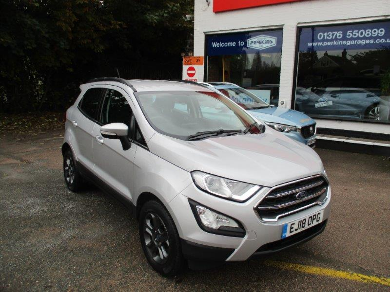 Used Ecosport Ford Braintree