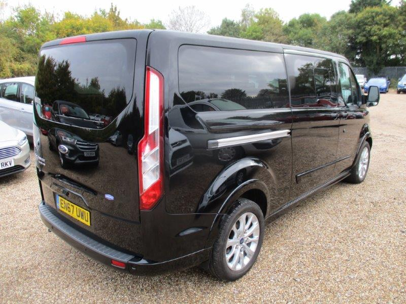 8 Seat Ford Transit Custom Tourneo Chelmsford