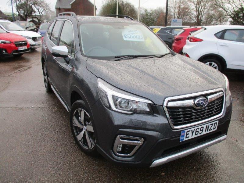 New Forester Chelmsford