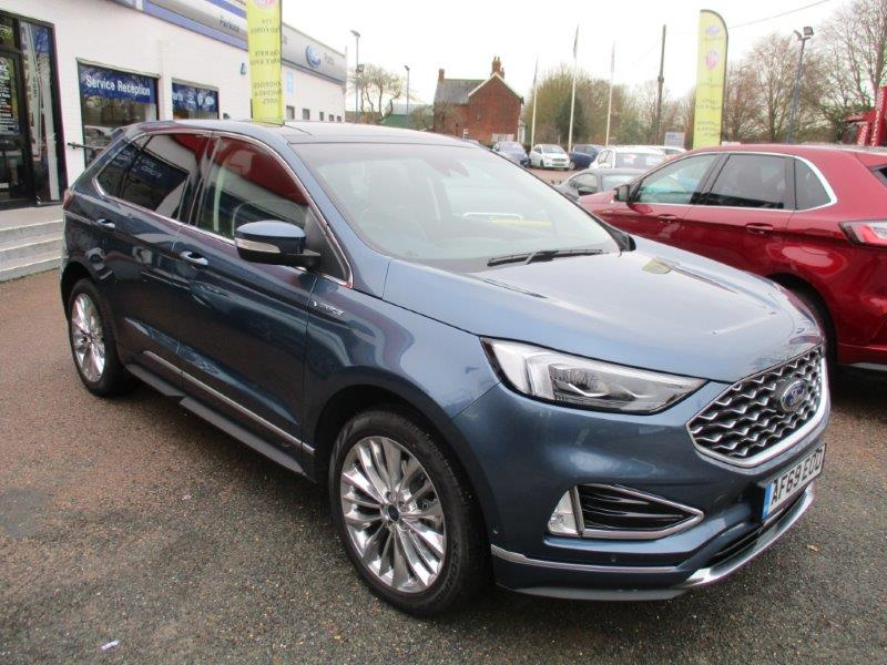 Perkins Ford Essex Edge Vignale