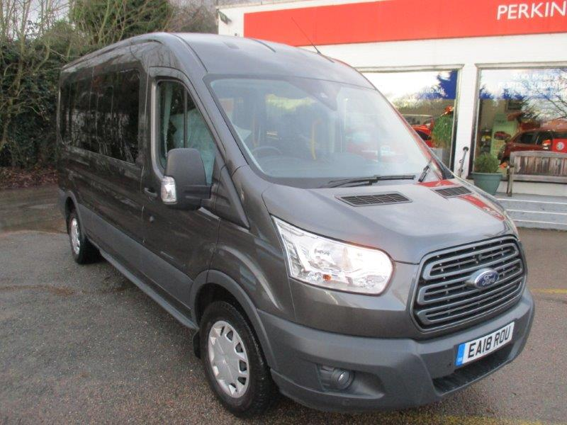 Used Mini Bus Chelmsford Commenrcials