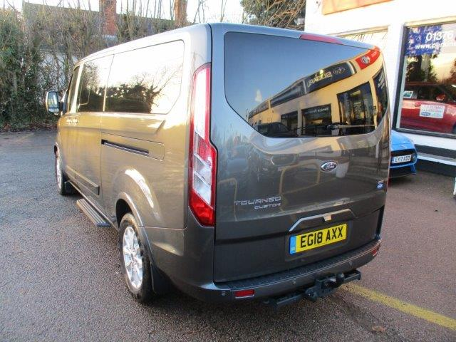 Nearly New Ford Tourneo Essex