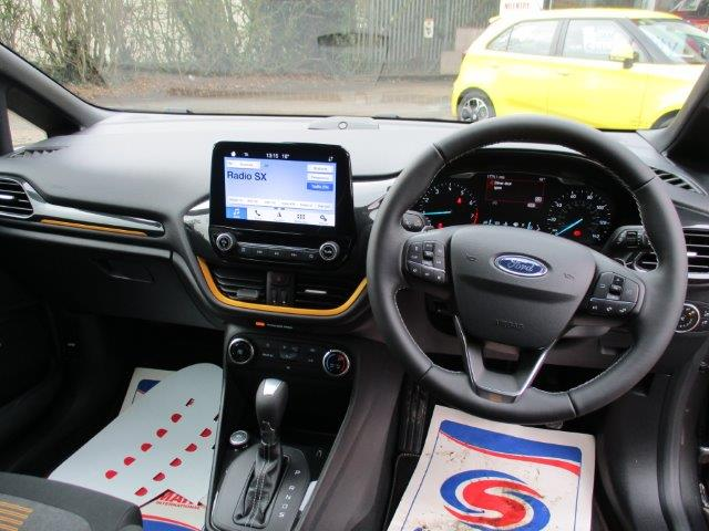 Ford Fiesta Acvtive Automatic Braintree