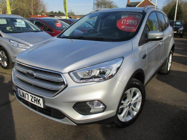 AWD Kuga for sale Essex