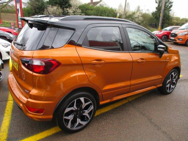Nearly New Ford Ecosport Braintree