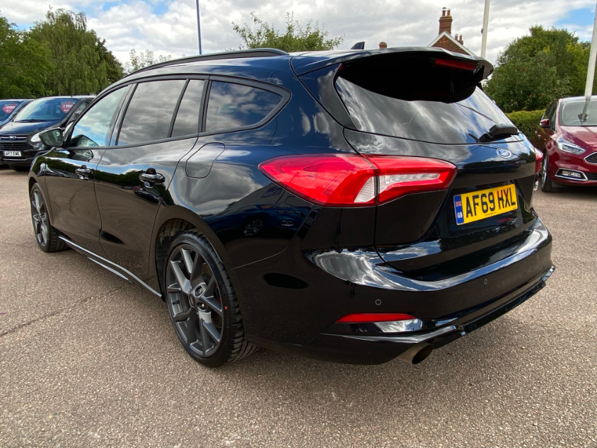 Estate ST Focus for sale Local Shadow Black