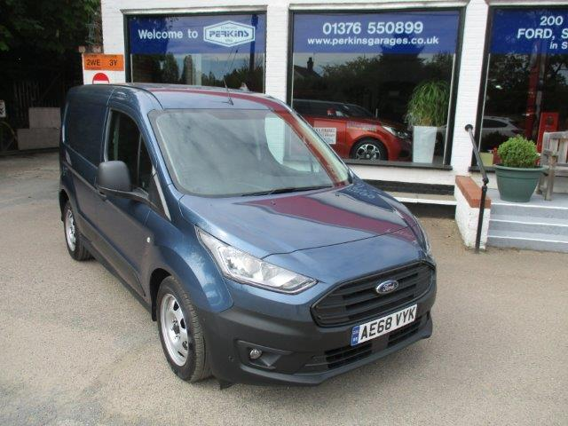 Used Commercial Ford Essex