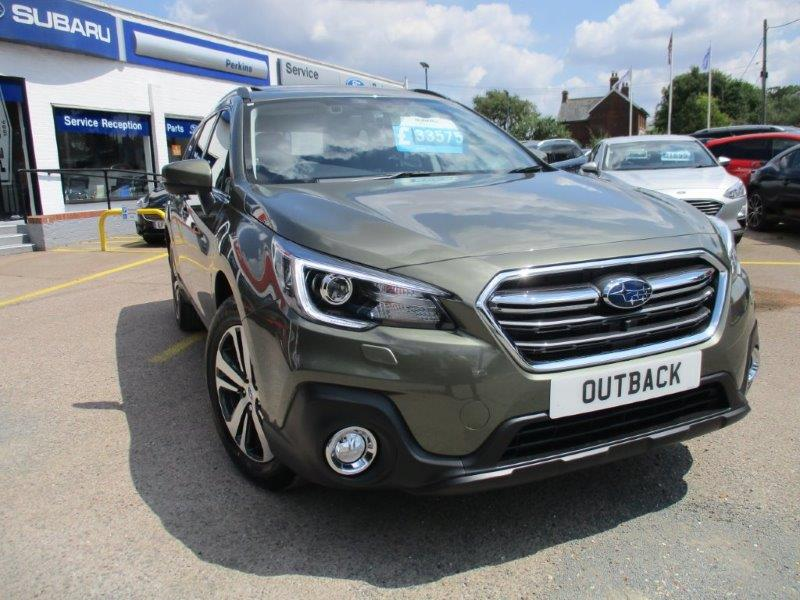 Discounted New Subaru Outback