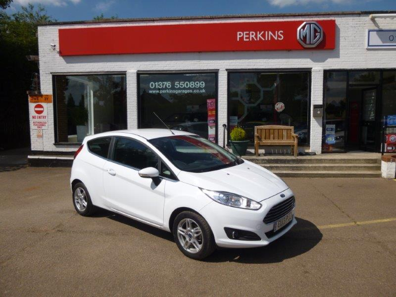 used fiesta essex