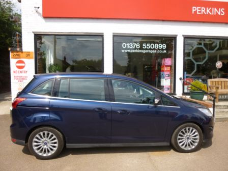 Used Ford Grand C-Max new arrivals