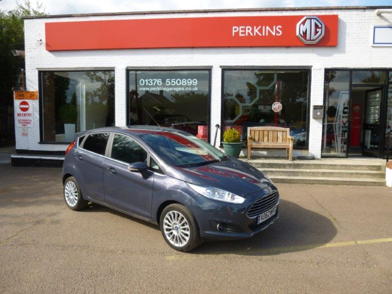 used fiesta new model for sale
