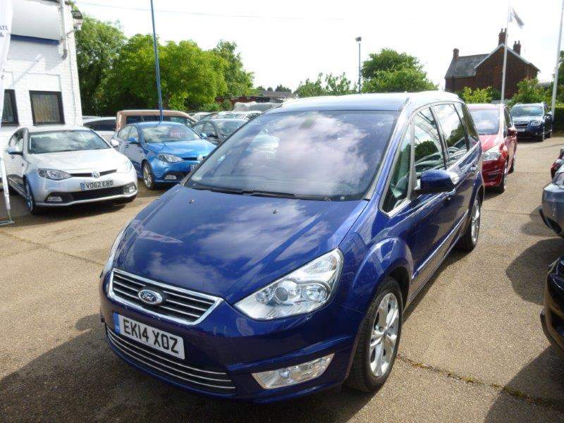 ford galaxy ecoboost