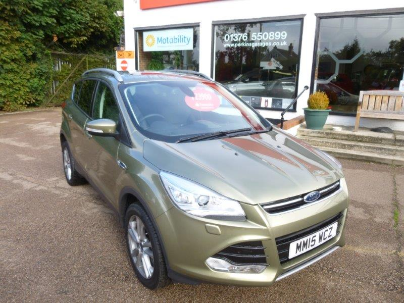 ecoboost ford kuga perkins used Ford
