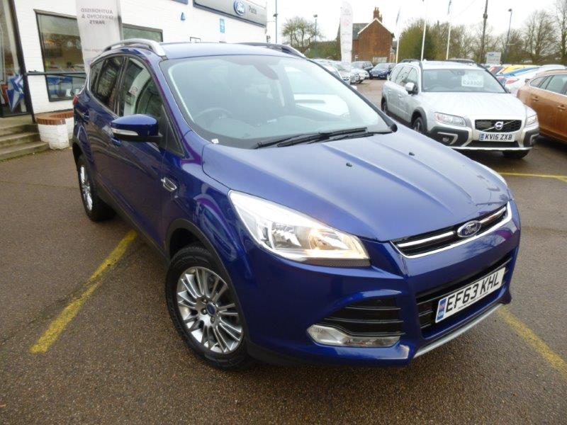 ford kuga used braintree perkins