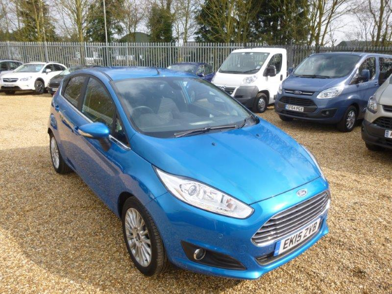 used ford fiesta perkins essex