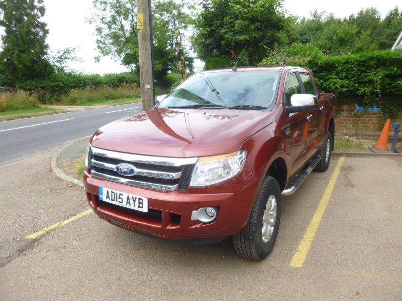 used ford ranger xlt perkins essex