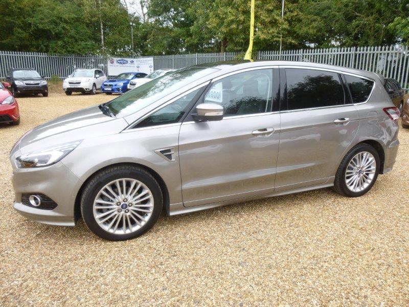 Used Ford S Max Braintree Chelmford Essex Perkins