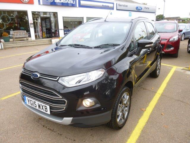 used ford ecosport perkins essex