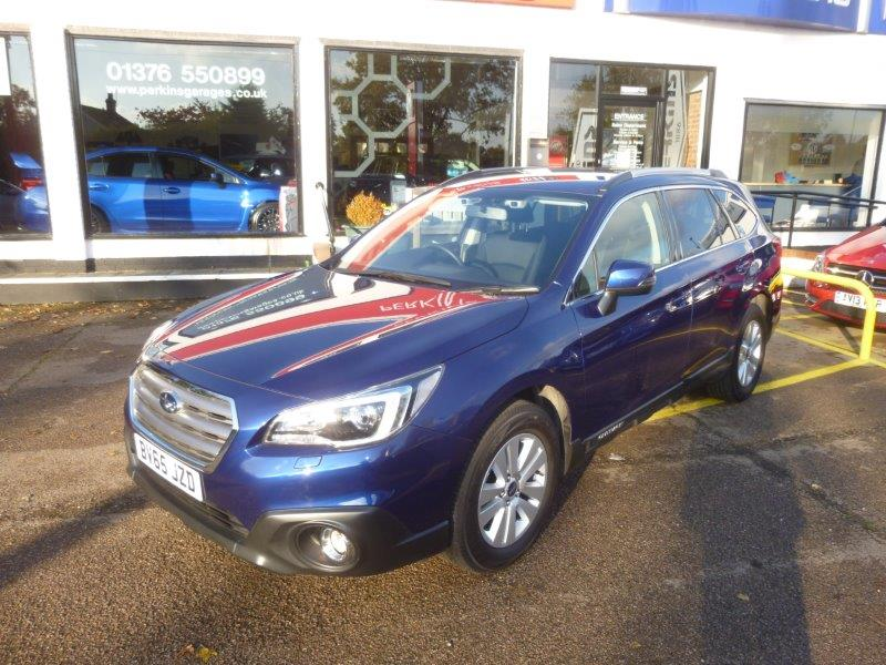 Subaru Outback for sale Essex