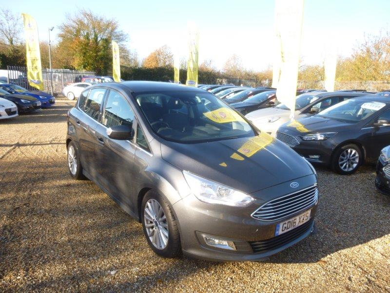 used ford cmax for sale essex