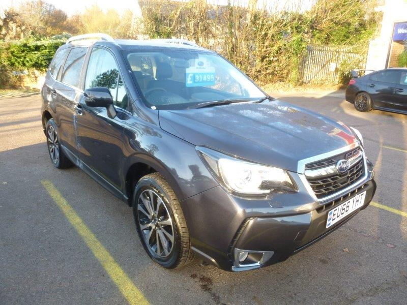 subaru forester xt for sale essex