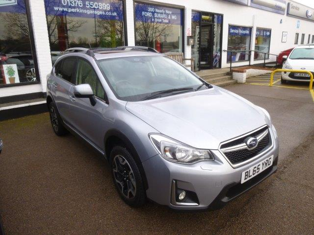 used 16 model subaru xv for sale essex