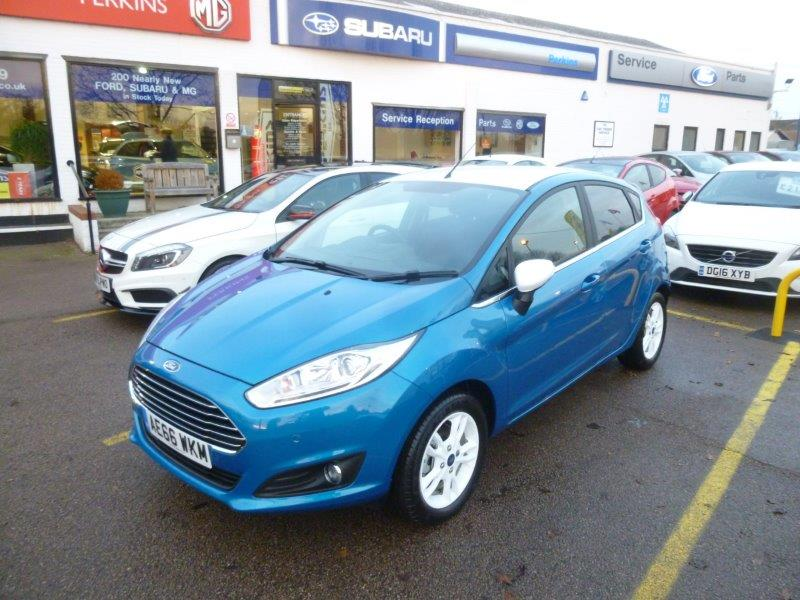 low price ford fiesta essex