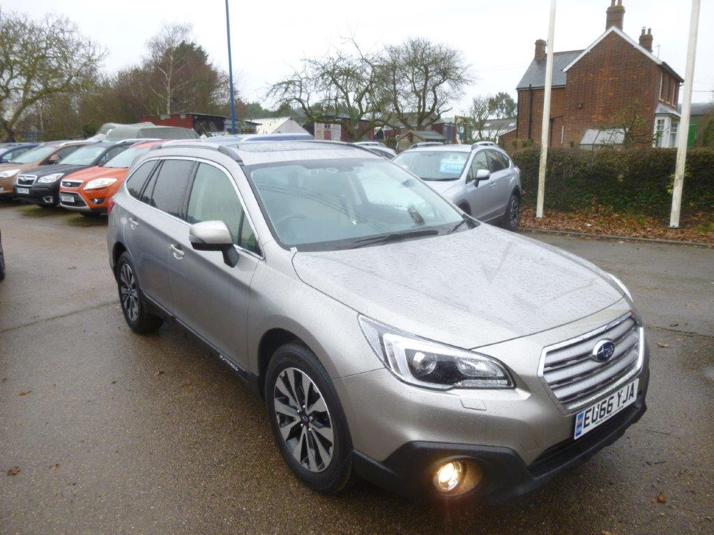 used subaru outback for sale essex