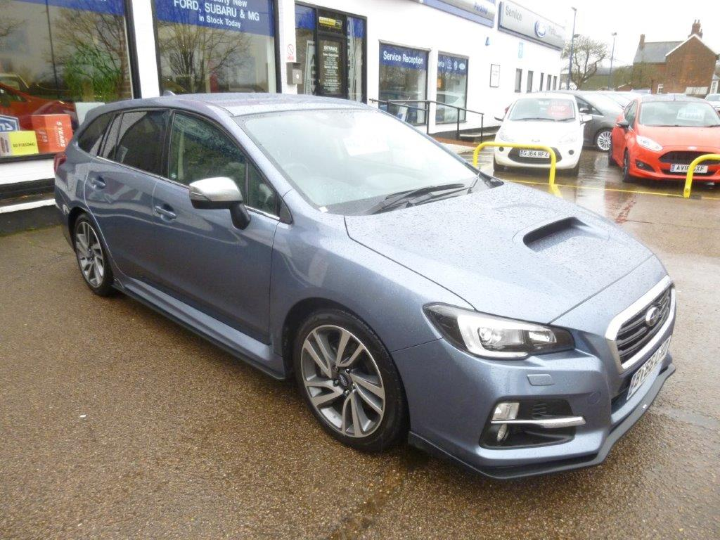 perkins subaru essex LEVORG