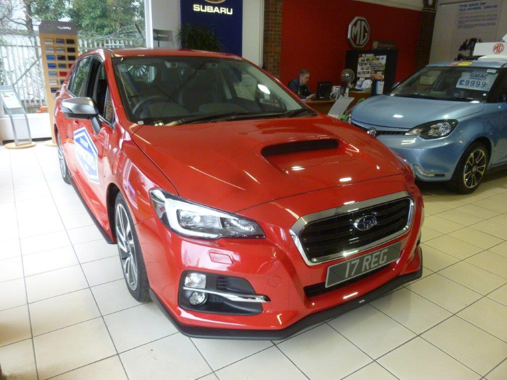 subaru levorg for sale essex