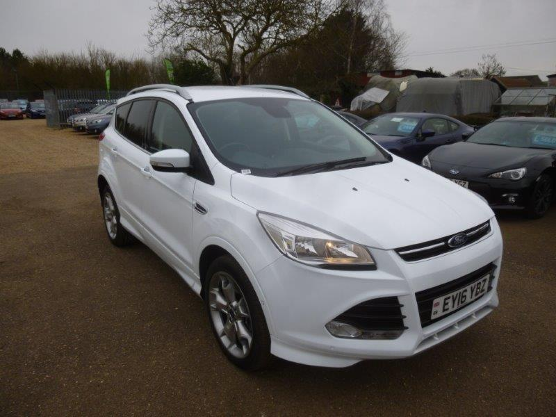 used ford kuga for sale essex