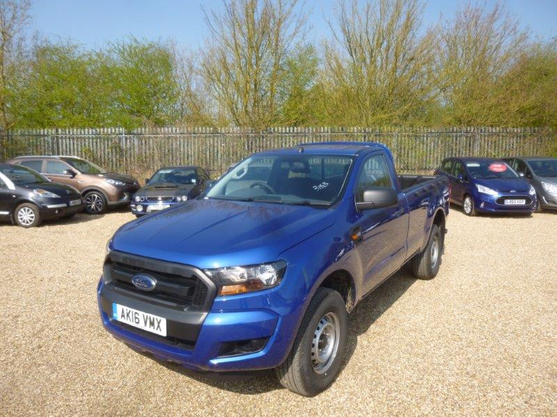 delivery mileage ford ranger for sale essex