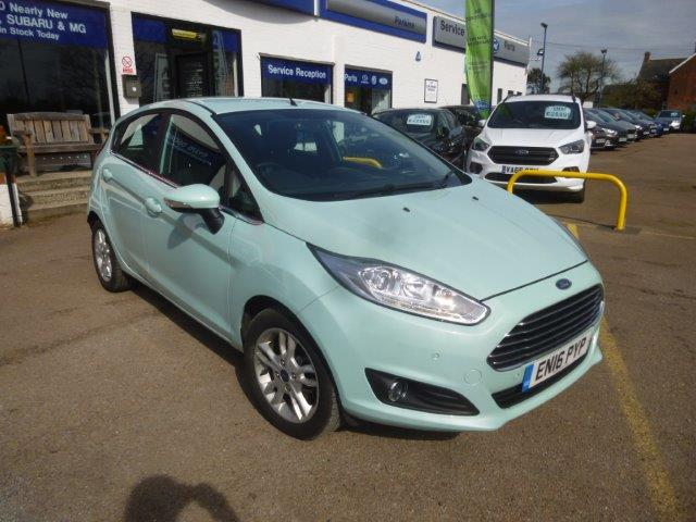 ford fiesta best part exchange Braintree Essex