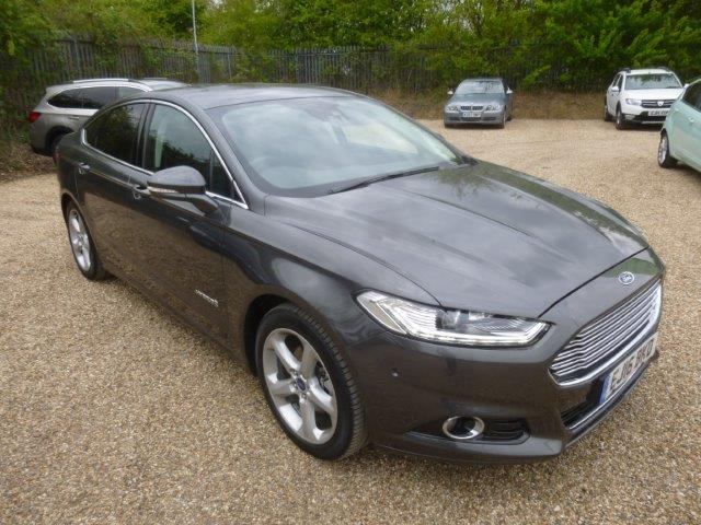 mondeo titanium  x hybrid for sale
