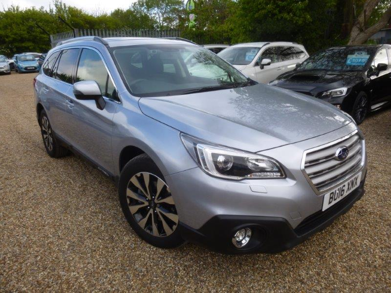 Subaru Outback Used Perkins Essex