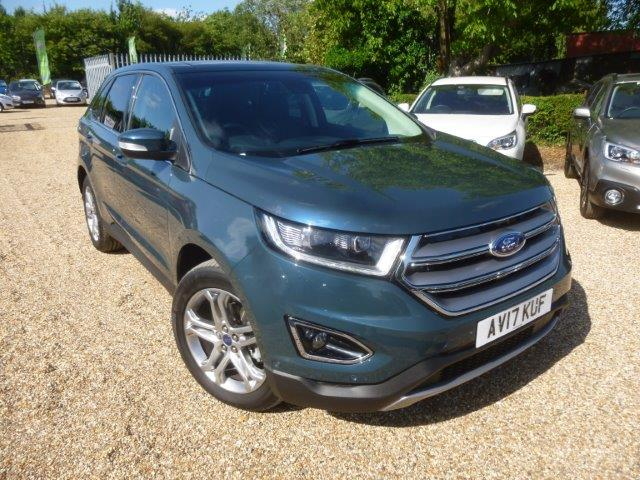 used ford edge Lux 210 ps for sale