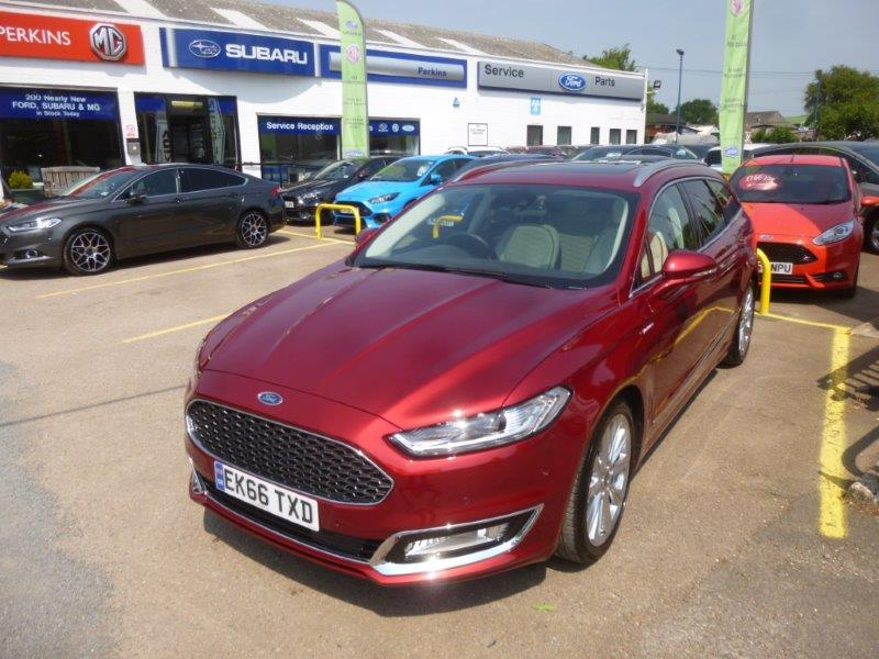 nearly new mondeo vignale for sale chelmsford