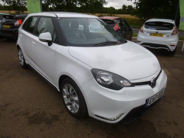 used mg 3 for sale braintree
